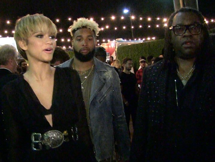 Zendaya's Dad -- She's Not Dating Odell Beckham ... 'It's an Audition'