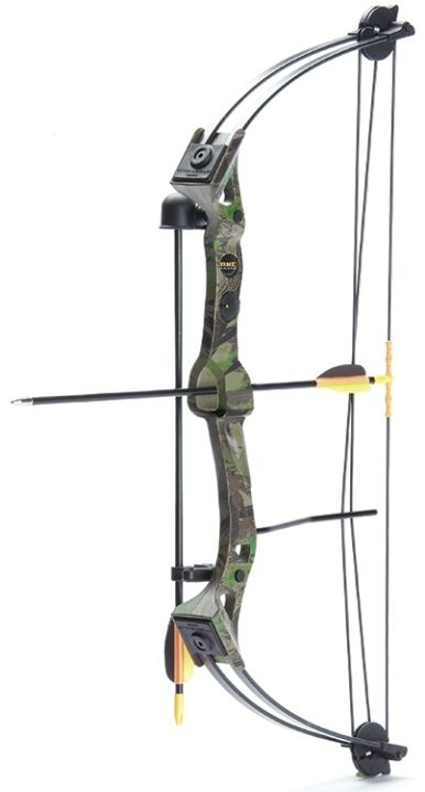 NXT Generation NXT-FLT2  Youth Compound Bow w/Metal Tips