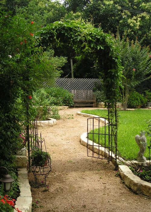 20 best images about texas scape ideas on pinterest for Xeriscaped backyard design