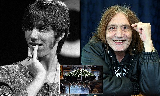 Stevie Wright remembered by hundreds at his public funeral in Sydney