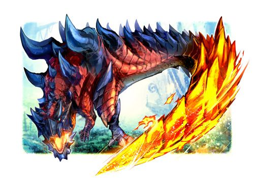 Glavenus is a Brute Wyvern first introduced in Monster Hunter Generations.