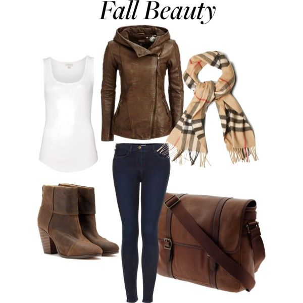 """""""Chilly Day Outfit"""" by chantel-ross on Polyvore"""