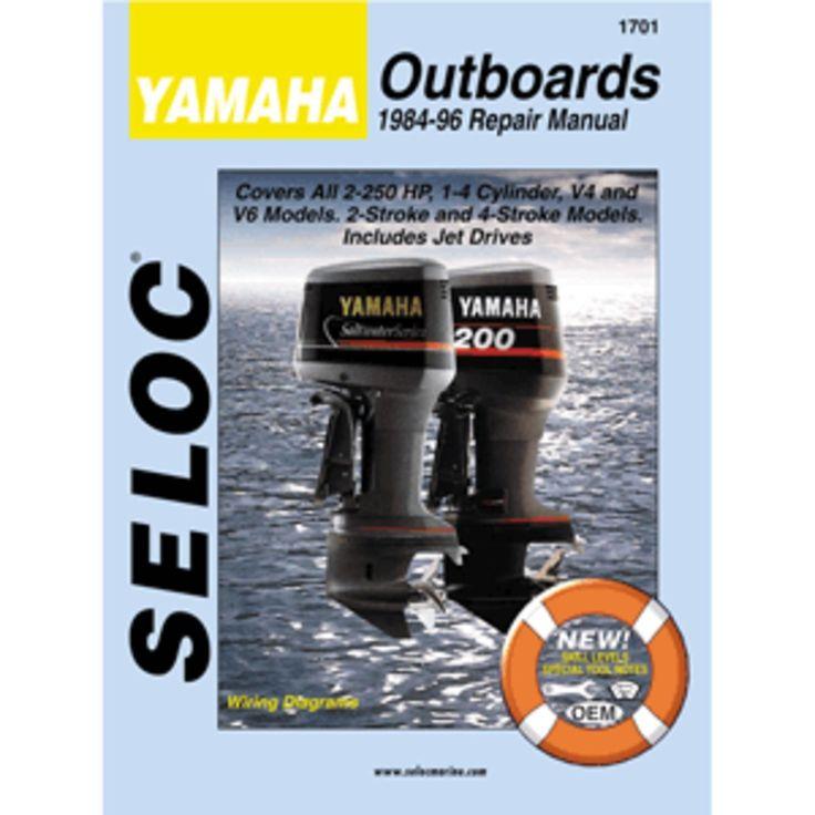 17 best klr 650 manuals images on pinterest klr 650 repair seloc service manual yamaha outboards 4 stroke 1984 96 fandeluxe Gallery