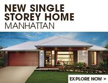 Single & double storey luxury home collection | Plantation New Homes