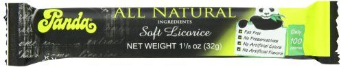 Panda All Natural Licorice Bar, 1.1 O…