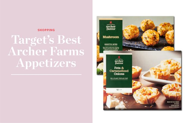 The Best Archer Farms Frozen Appetizers at Target — Shopping