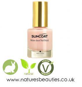 Suncoat Natural Water-Based Nail Polish - Vegan & Cruelty Free Makeup & Nail Polish http://www.naturesbeauties.co.uk/suncoat-natural-water-based-nail-polish-5631-p.asp