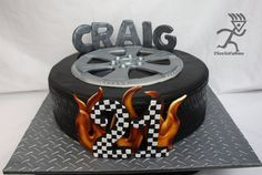 Tyre and gambling cakes - Google Search