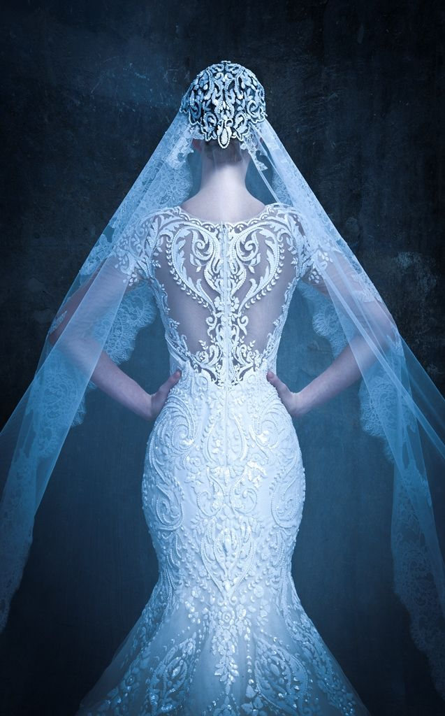 breathtaking wedding dress