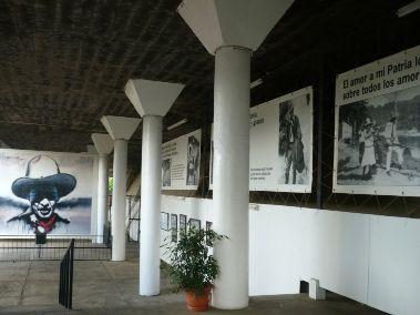 Bunker de Somoza (Hoje Museu Sandinista) em Manágua - Nicarágua - Viagem com Sabor Foto 4
