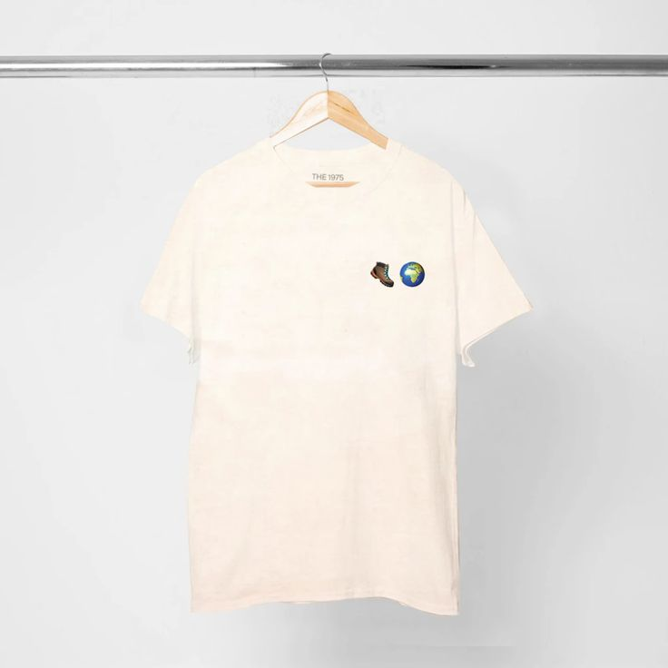 Details about  / BAPE Printed Front Logo Designer Casual White Crew T-Shirt Men/'s Stamp Jersey
