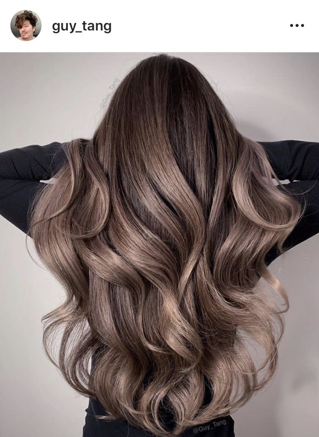 Guy Tang Mushroom Brown Hair Mushroom Hair Hair Color Shades
