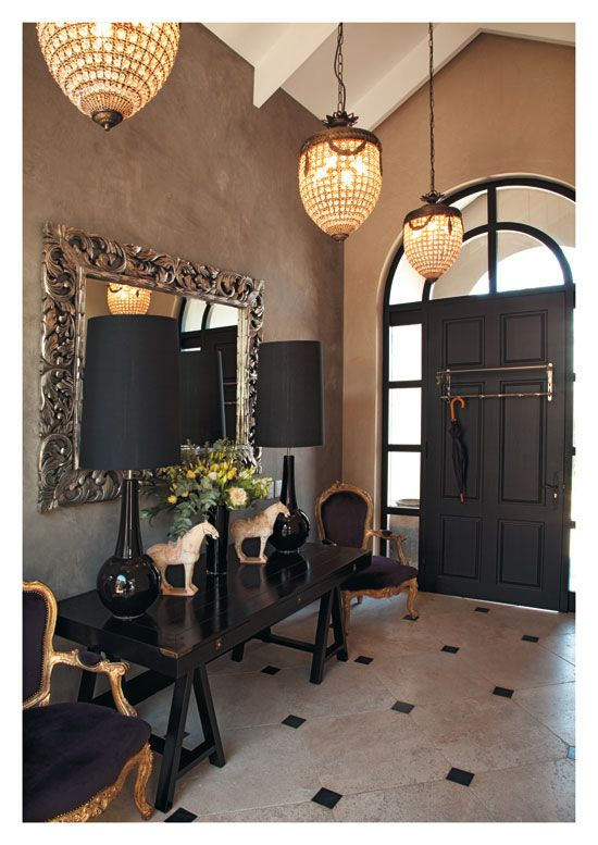 Garden And Home | Decor Gallery | Entrance Hall | Pinterest | Entrance  Halls, Hall And Interiors