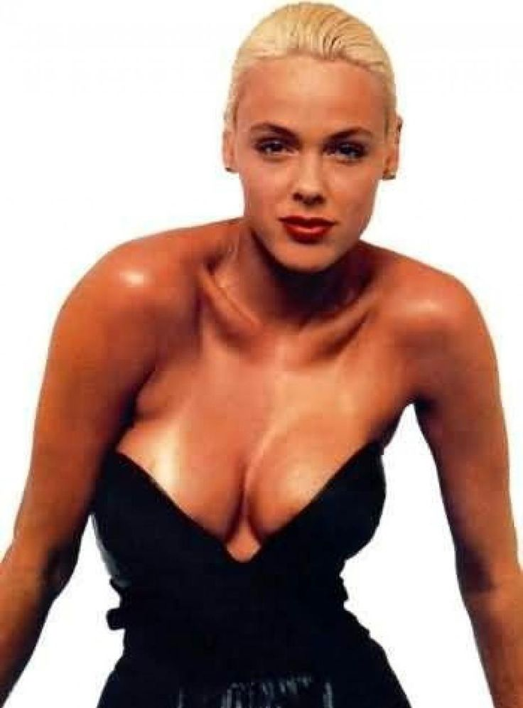 Brigitte Nielsen is talented Danish actress, musician and television personality, featured in films such as Red Sonja, Rocky IV and Cobra. Description from famemeasurements.com. I searched for this on bing.com/images