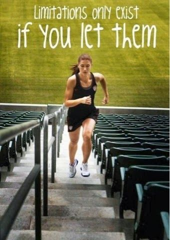 Exercise Inspirational Quotes Fitness Motivation Station Awesome websites with workouts that WORK!  #fitness