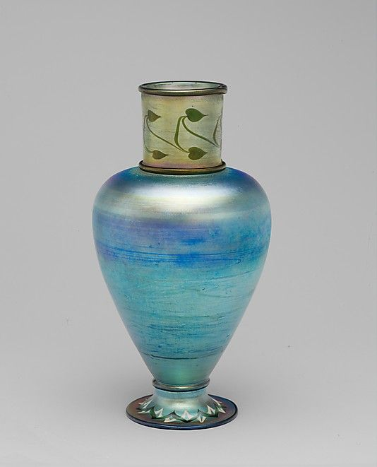 Vase Louis Comfort Tiffany