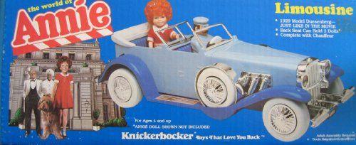Little Orphan Annie Limousine 1929 Model Duesenberg - The...