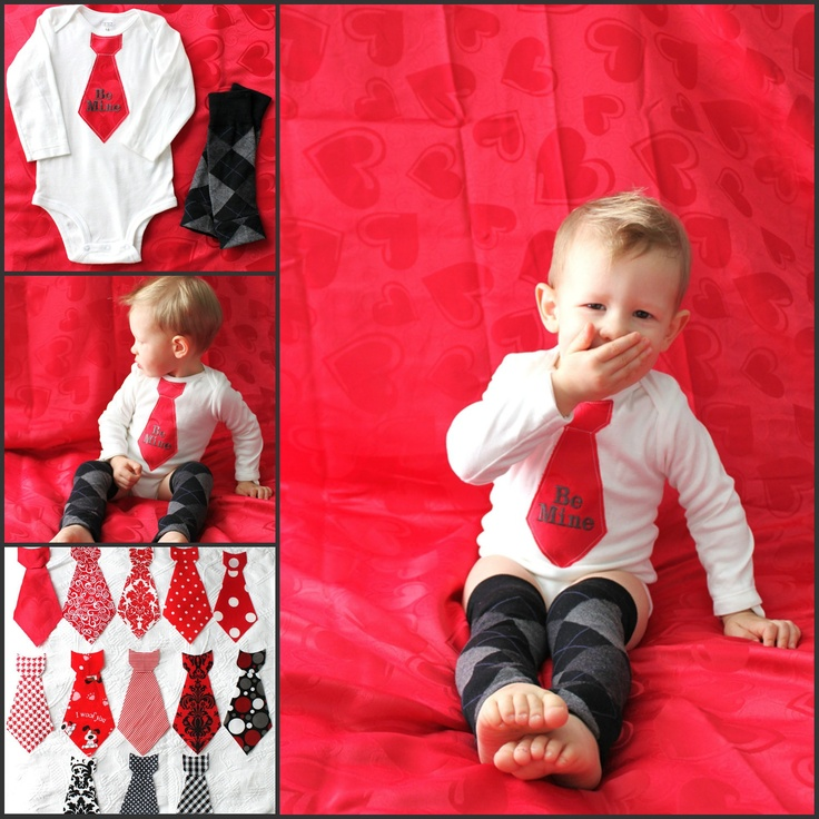 Valentineu0027s Day Photoshoot Outfit For A Boy
