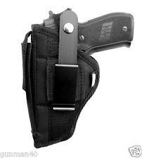 Hip Nylon Pistol gun Holster For Smith & Wesson m&p Sigma 40,9mm Price: USD 21.95   UnitedStates