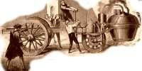 The History of Transportation Inventions, timeline