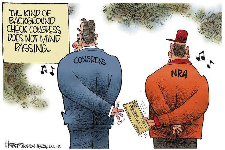 The kind of background check Congress does not mind passing ...