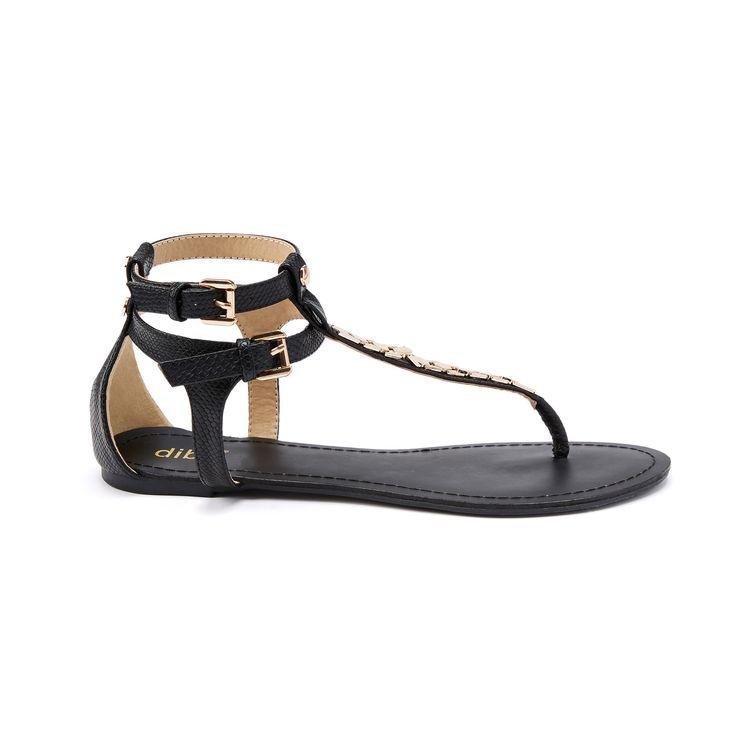 Introducing Stitch Fix Shoes: T-Strap Sandals