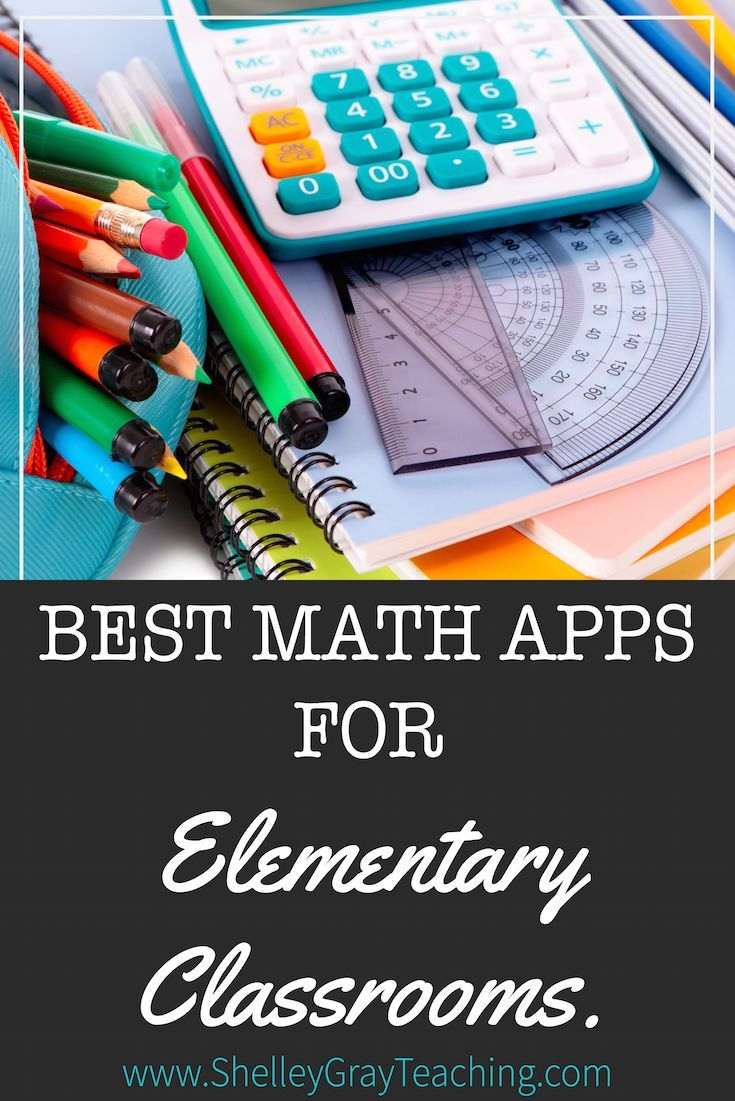 With greater access to technology than ever before, math apps and websites are widely used in today's classrooms. I wanted to provide you with a comprehensive list of some of the best ones out there, so I sought advice from our teacher community! Several hundred teachers got back to me with some of their favorite apps and websites!