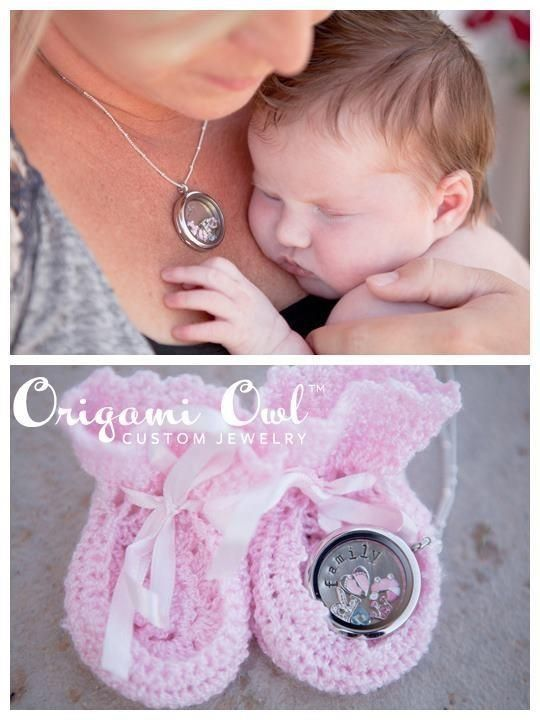 What a thoughtful gift for your daughter or daughter-in-law.  Let me help you create something special. Www.stephsells.origamiowl.com