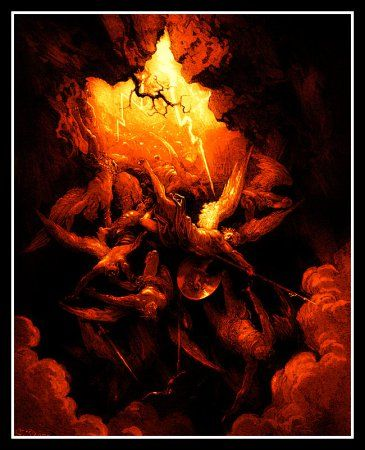 angel fucked in the lake of fire
