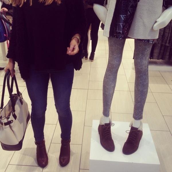 A Lot Of People Are Pretty Angry At The Size Of This Topshop Mannequin