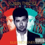 Blurred Lines [Bonus Track] [CD] [PA], B001867902