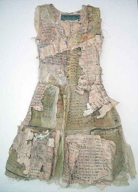 dress art from flickr
