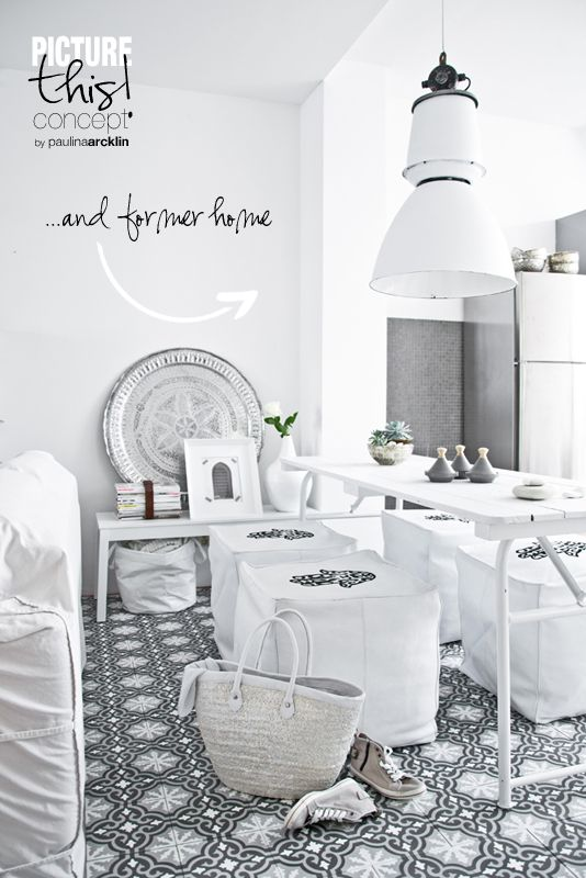 Paulina Arcklin | My home