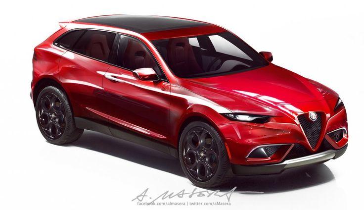 Novità importanti della futura vettura Alfa Romeo, nata con il 'Progetto 949'