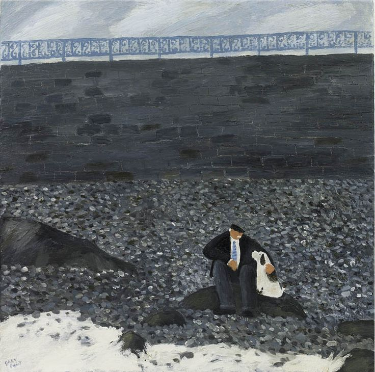 Gary Bunt | (44) My Best Friend Down by the sea Just you and me My ever faithful hound The best friend that I've ever had You never let me down
