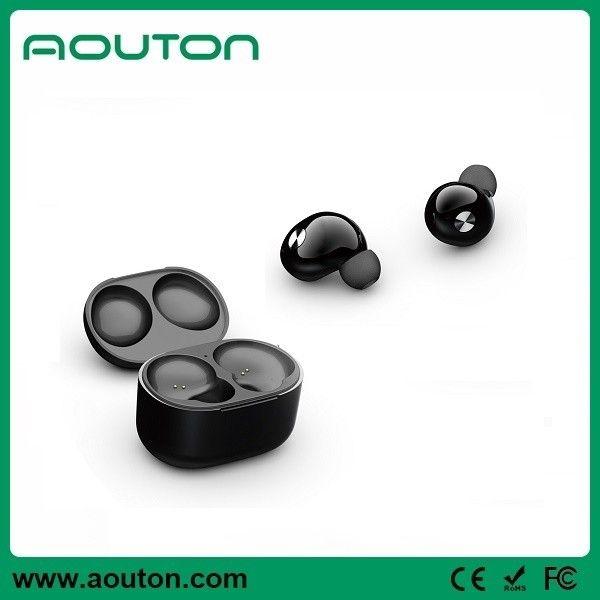 Earphone Headphone Wireless Sport Bluetooth Headset Stereo Earplug with Microphone for iPhone 7 Plus