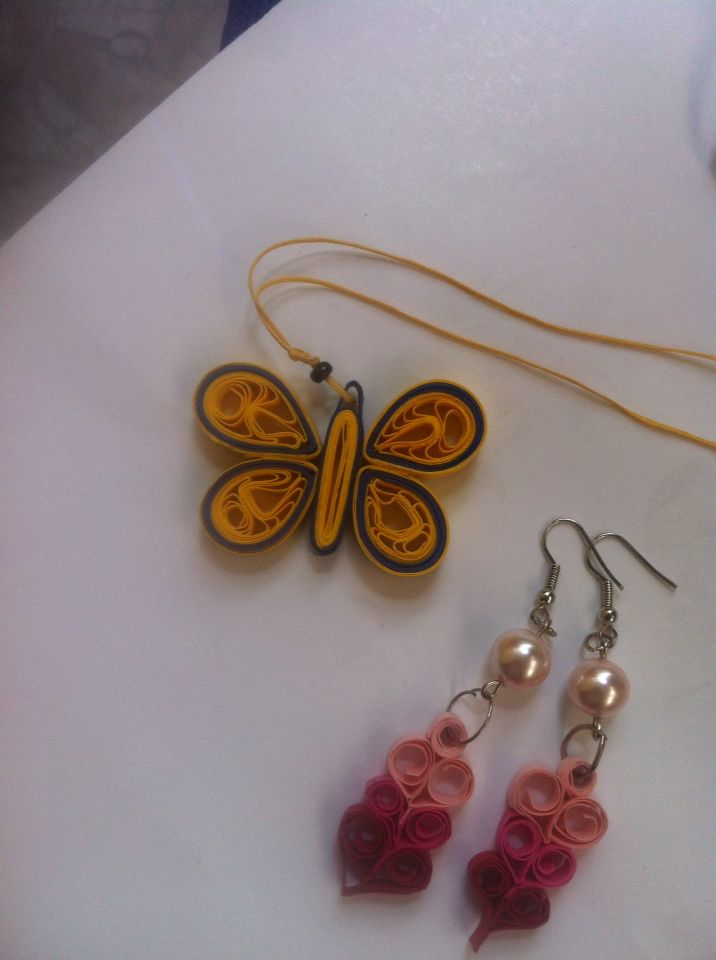 Lovely quilling