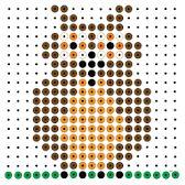 Afbeeldingsresultaat voor gruffalo kralenplank