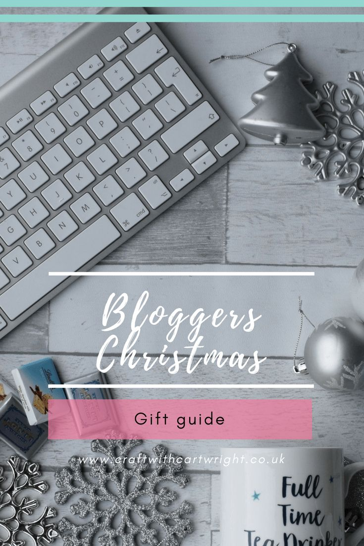 bloggers christmas gift guide