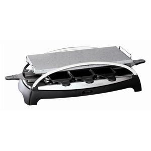 Tefal pr4568 pierrade raclette 10 coupelles pour - Raclette tefal 10 personnes ...