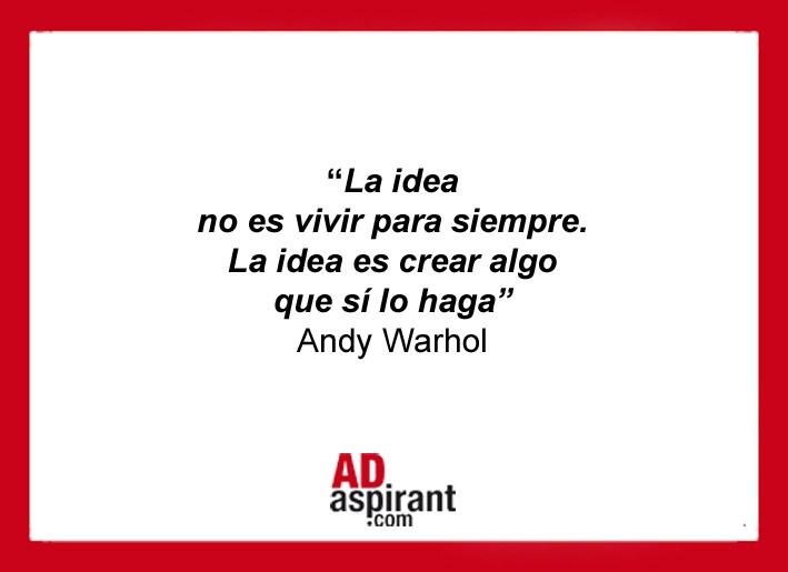 ¿Estás de acuerdo con Andy?