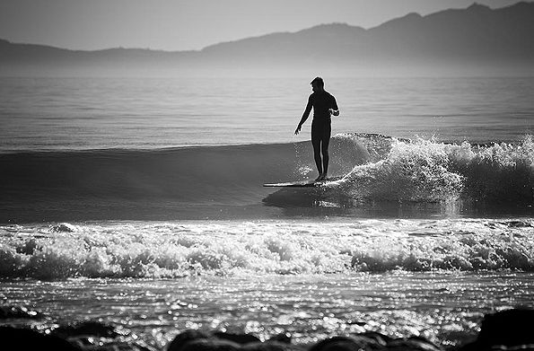Santa Barbara, CA. Photo: Ellis #SURFERPhotos #SURFER