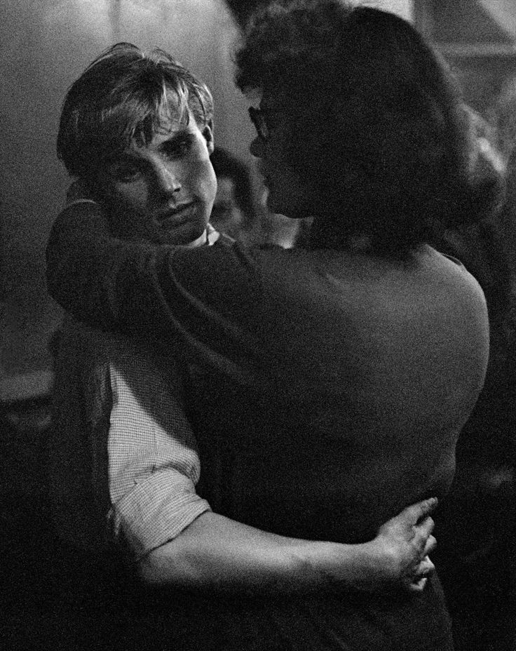 Couple dancing in Soho, London, 1959, a photo by Frank Horvatvia liquidnight [via Le Clown Lyrique]