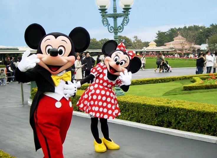 Мир Уолта Диснея в Орландо: «тот самый» Диснейленд, о котором мы мечтали в детстве. Микки и Минни ждут вас!