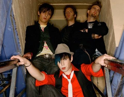Josh Ramsay, Matt Webb, Ian Casselman and Mike Ayley :)Best Band Ever.