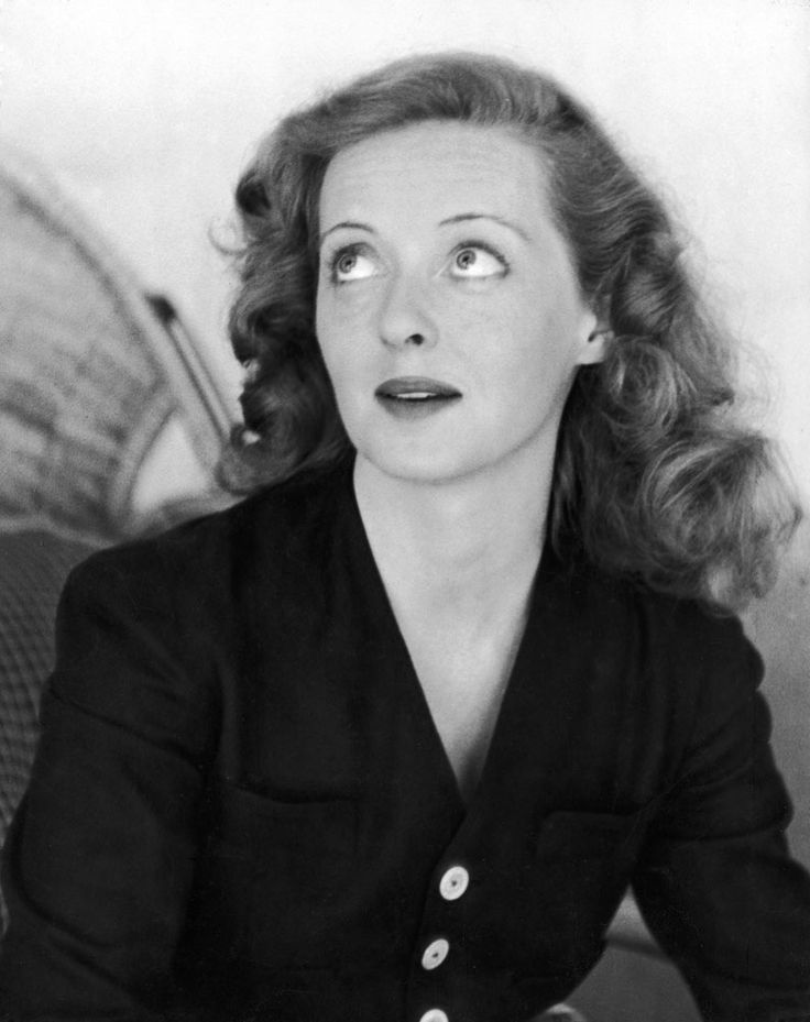 April 5, 1908: Bette Davis is born. In honor of her birthday, we present a slew of rare photographs of the Hollywood beauty. See the photos here: http://ti.me/HgzcVc  (Alfred Eisenstaedt—Time & Life Pictures/Getty Image)