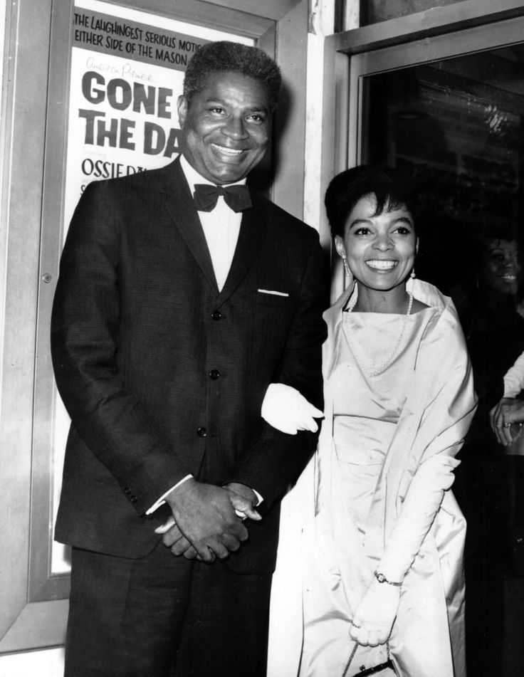 OSSIE DAVIS & RUBY DEE the OG's of pure Love.