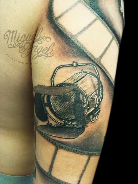 the 45 best tattoo film images on pinterest camera tattoos film rh pinterest co uk Film Tattoo Ideas Film Tattoo Designs