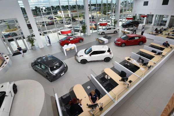 Fred Anderson Nissan Fayetteville >> Fred Anderson Nissan of Fayetteville interior showroom | Дизайн