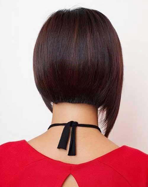 Chinese Bob Haircuts Back View | Short hair styles, Hair ...